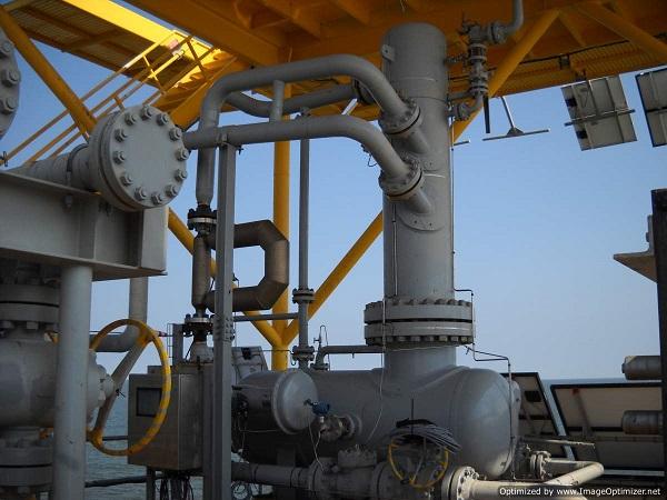 Offshore Separator 2